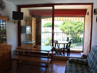 appartement  pour vacance au grau du roi a  pied plage, Port Camargue