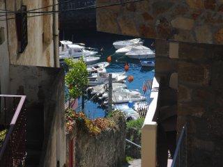 Elantxobe. Piso+terraza y vistas al mar. Vista pájaros, submarinismo, senderismo