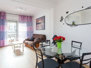 Sagrada Familia Butterfly apartment in Eixample D…