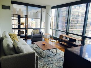 Modern 1 bedroom next to Lincoln center