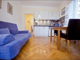 Plac Bankowy 3 apartment in Wola {#has_luxurious_…