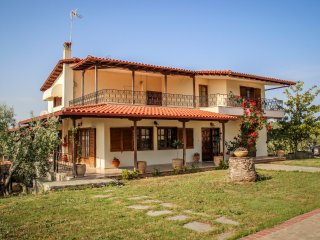 Romantic Villa-Garden, Halkidiki