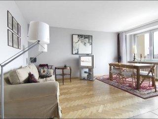 Sluzew apartment in Mokotów {#has_luxurious_ament…, Rybie