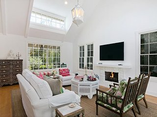 Sun-Drenched 3BR/2BA Montecito Home with Central Air, Sleeps 6