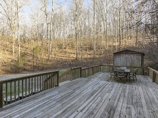 Private Nashville Paradise on 22 Acres – Sleeps 7