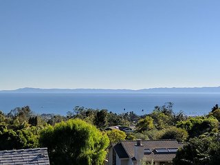Ocean Views from Your Private Patio in Santa Barbara