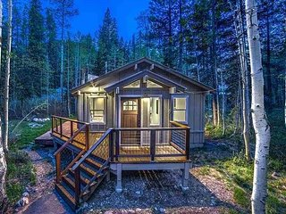 3BD, 2BA Homewood Cabin Among the Pines - Upscale Vibe & Newly Renovated