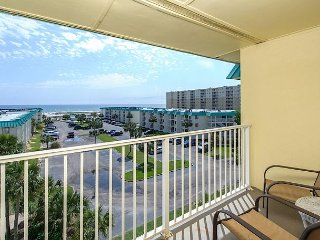 2BR, 2BA Gulf-View Condo at Gulf Shores Plantation, Near Kiva Dunes
