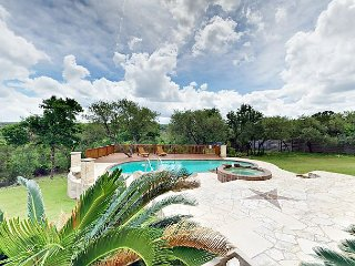 Spicewood Home on Lake Travis - Pool, Hot Tub, & Spacious Outdoor Living