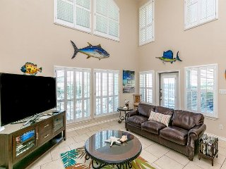 3BR, 2.5BA Updated North Padre Island Townhome – Next Door to