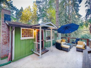 "NEW LISTING - 3BR, 2.5BA Guerneville ""Tree"" House with 3 Levels"