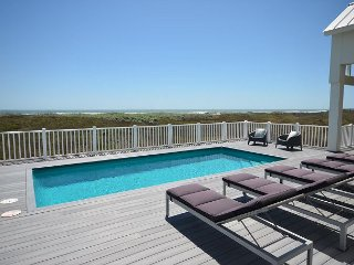 4BR, 4.5 BA Beachfront Home w/ Private Saltwater Pool & Amazing Gulf Views