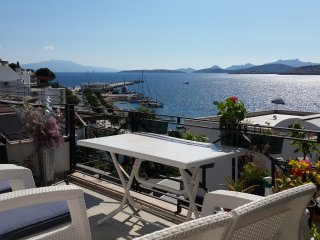 Bodrum Kumbaçhe Full Sea View Apartment # 541