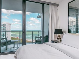 W Hotel Private Residence 2/1.5  Beachfront 1415