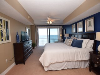 1003 Opus - Breathtaking Ocean Balcony View 3 Bedroom/3 Bath Oceanfront Condo, Daytona Beach Shores
