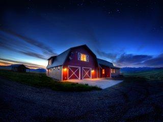 Custom build rural Montana home, Wilsall