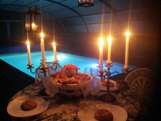Gîte avec piscine couverte et chauffée au coeur du parc du  Perche proche PARIS, Longny-au-Perche