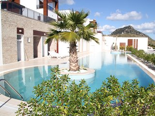 Bodrum Akyarlar Sea View Villa With Swimming Pool And Garden # 549