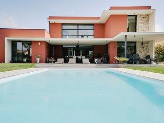 Villa d'architecte avec piscine à Biot