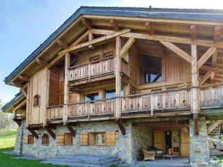 Luxueux  chalet avec spa à Megève, Megeve