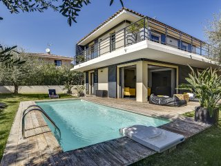 Villa avec piscine pres de la mer a Bandol