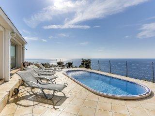 Villa face a la mer a Saint-Raphael