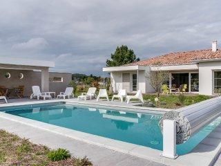 Villa avec piscine a deux pas des plages de Seigno - 1