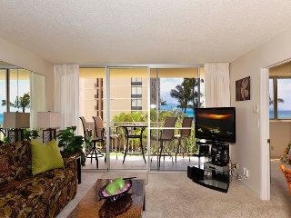 Epic Royal Kahana 315 - Remodeled Oceanfront 1BDR Suite!