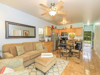 COASTAL VILLA RETREAT!.  Relax and Unwind in this 2 bedroom Steps to beach.