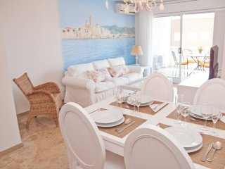 Elegant apartment with pool in Sitges.