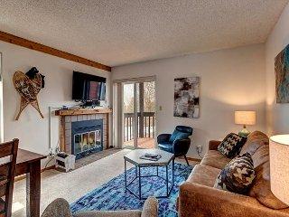 Mountainside 271C Condo Frisco Colorado Vacation Rental