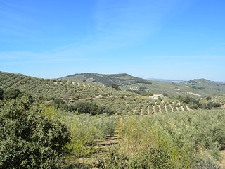 Superb views here at La Rondana