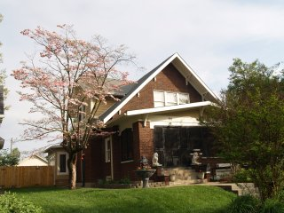 Jeffersonville Craftsman-Style Bungalow