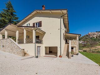 Motovun,Villa Urban,house for 12+2 persons