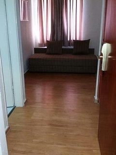 Second bedroom.  Queen-sized sofa sleeper.