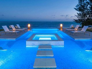WINTER SPECIAL - 6BR Oceanfront - Tranquility Cove by Luxury Cayman Villas