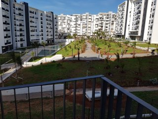 Appartement de luxe avec vue piscine et Jardin intérieur