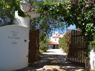 Spectacular Villa dos Platanos