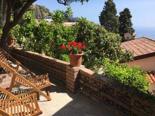 TAORMINA MARGOT'S HOUSE Etna + Sea View Terrace