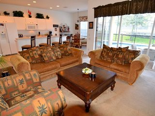 7737TB. 4 Bedroom 4 Bath Pool Home in The Five-Star Gated Community Of Windsor