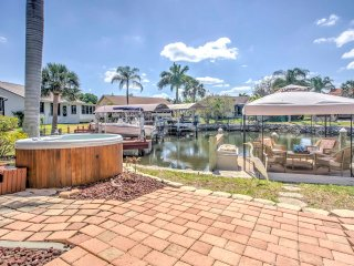 NEW! 2BR Punta Gorda House - Steps to Boat Canal!