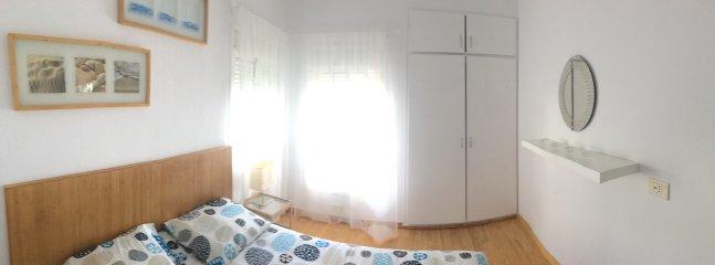 Dormitorio 1 ( 1 cama doble )