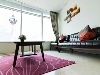 Victoria Home Vortex KLCC: 2 Bedroom Deluxe Suite