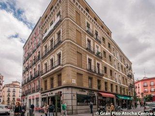 Gran Piso Atocha - Madrid Centro Lux