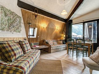 APARTMENT LACHENAL CHAMONIX (SLEEPS 2-4)