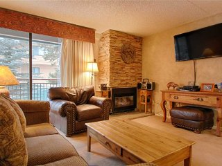 Ski-in condo, recently remodeled, mountain decor, hot tub access!