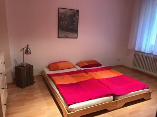 Comfortable garden apartment near Aachen