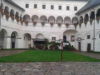 apartamento in bellissimo antico castello con super restorante italiano