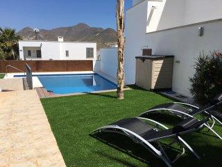 Villa Joya I - Acogedora Villa en pleno Parque Natural de Cabo de Gata