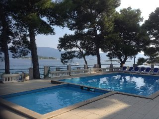 Apartment with Breathtaking Views near the heart of Lumbarda, Korcula, Croatia